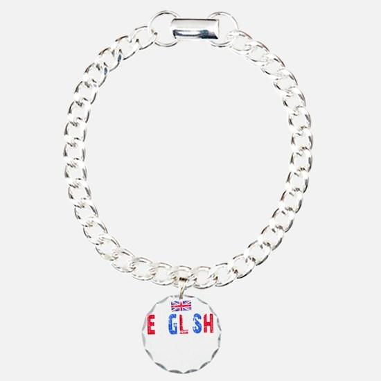 English Thing -blk Bracelet