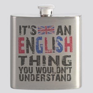 English Thing Flask