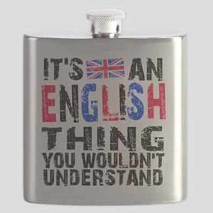 English Thing Flask