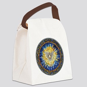 3-HolySprit_Trans_ Canvas Lunch Bag
