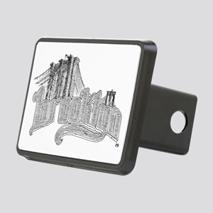 6-brooklyn Rectangular Hitch Cover