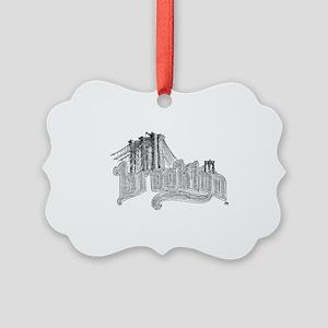 6-brooklyn Picture Ornament