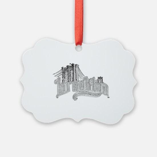 6-brooklyn Ornament