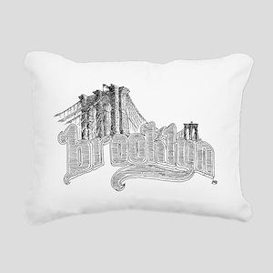 6-brooklyn Rectangular Canvas Pillow