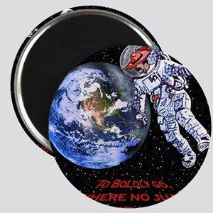 SPACE JUAN mouse pads Magnet