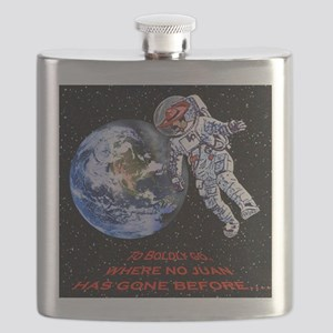 SPACE JUAN mouse pads Flask