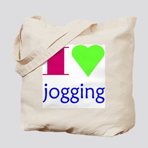 jogging Tote Bag