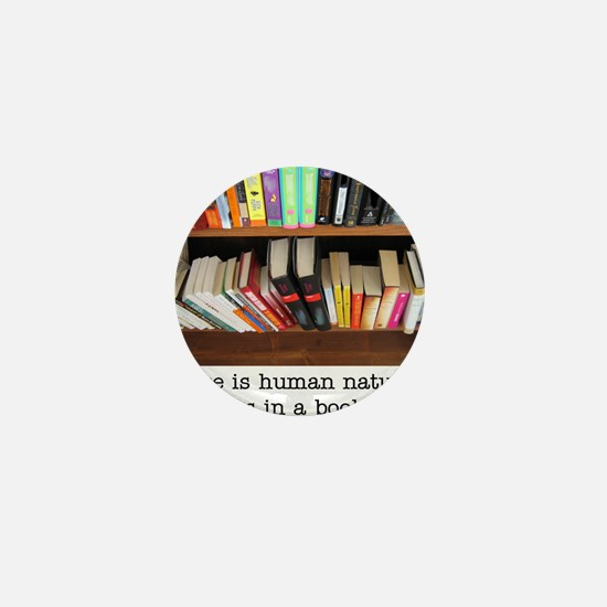 bookstore Mini Button