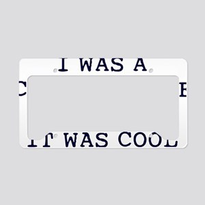 2-Conservative-before-it-was- License Plate Holder
