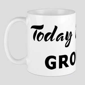 Today I feel groovy Mug
