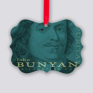 Magnet_Head_Bunyan Picture Ornament