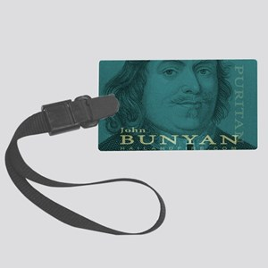 Magnet_Head_Bunyan Large Luggage Tag