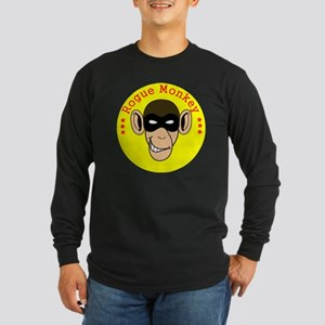 RogueMonkeyColor1 Long Sleeve Dark T-Shirt