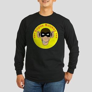 RogueMonkeyColor1 Long Sleeve Dark T-Shirt
