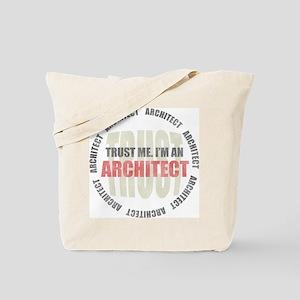 Trust Architect Tote Bag