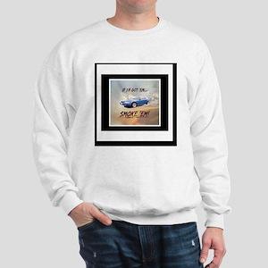 Wandas Mustang(11 x 17) Calendar Sweatshirt