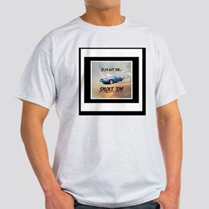 Wandas Mustang(11 x 17) Calendar Light T-Shirt