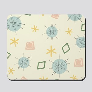 Atomic Age Art Mousepad