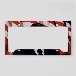 reagan2 License Plate Holder