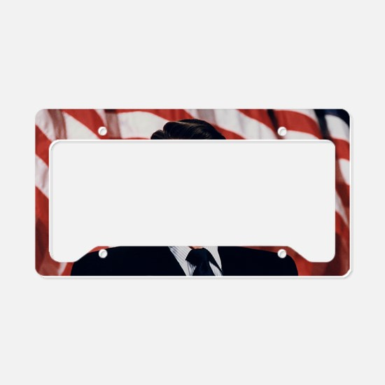 reagan2 License Plate Holder