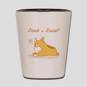 Treat or Treat - Shot Glass
