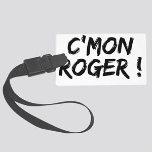 common Roger Federer Large Luggage Tag
