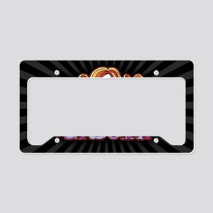 recyle-glasses-OV License Plate Holder