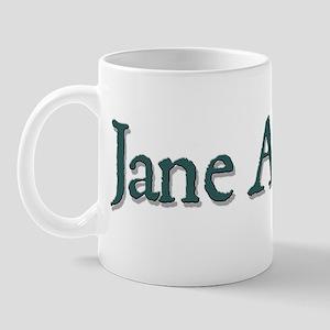 Bottom_janeausten_unlc copy Mug
