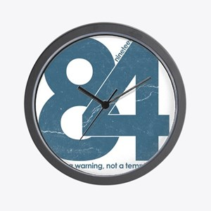 nineteen84Faded Wall Clock
