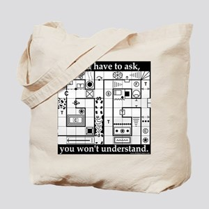 Dungeon Crawl Tee Tote Bag