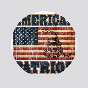 "american patriot 3.5"" Button"