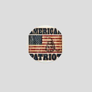 american patriot Mini Button