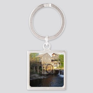 Picture 799 Square Keychain