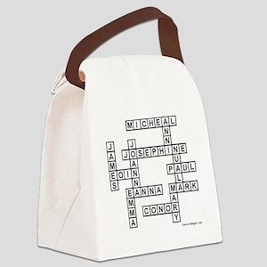 4-NUALA Canvas Lunch Bag
