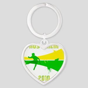 Australia copy Heart Keychain