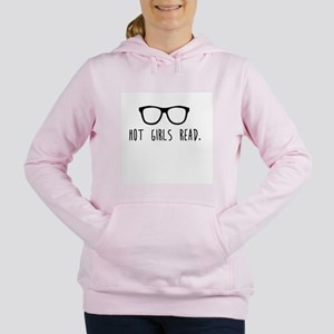 Hot Girls Read Sweatshirt