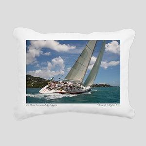 23X35_poster_template_ho Rectangular Canvas Pillow