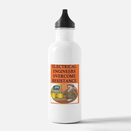 electrical engineers Water Bottle