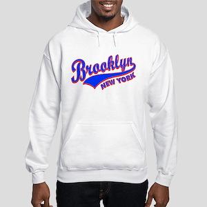Classic Brooklyn Hooded Sweatshirt