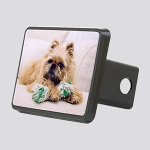 Brussels Griffon Rectangular Hitch Cover