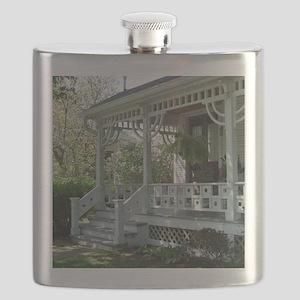Warm Springtime Welcome Flask