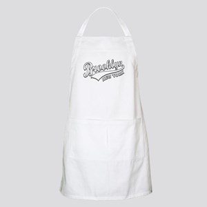 Brooklyn New York BBQ Apron