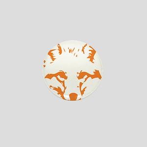Fox Mini Button