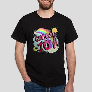 Choose Joy Large Dark T-Shirt
