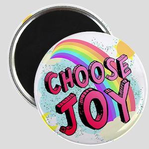 Choose Joy Large Magnet