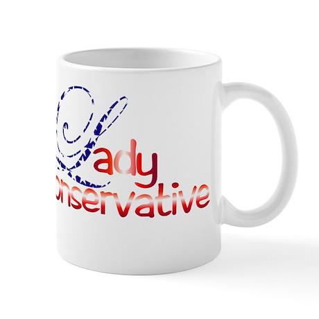 PatioticLadyConservative Mug
