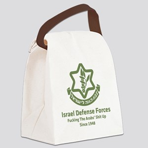 idftshirt Canvas Lunch Bag