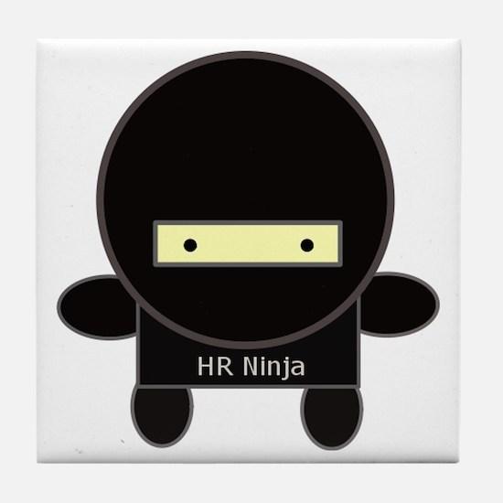 ninja-big Tile Coaster