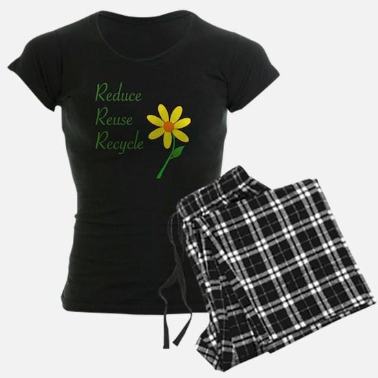 3RsFlower Pajamas
