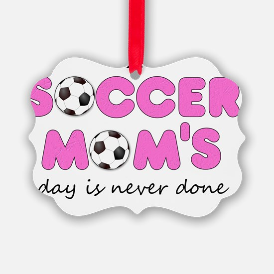 asoccermomsday-front Ornament